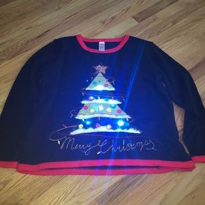 3c7257f2 Sweaters | Walmart Lightup Christmas Sweater | Poshmark